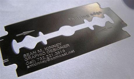 Blade buness card