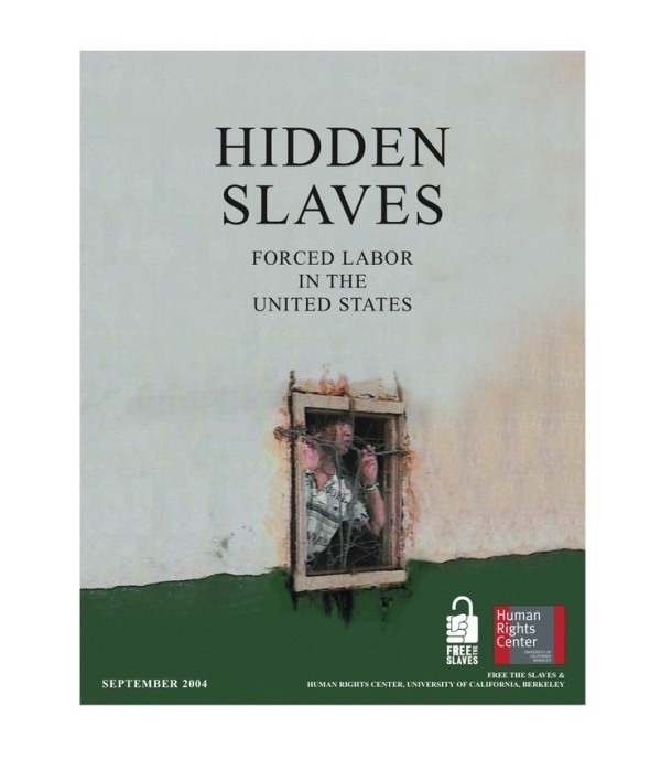 Hidden slaves in US