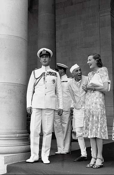 Nehru and Edwina were in love, says her daughter!