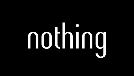 There is more nothing than something!