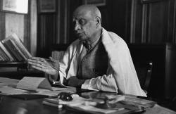 Sardar Vallabhbhai Patel, the iron man of India!