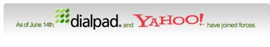 Yahoo acquires Dialpad.com